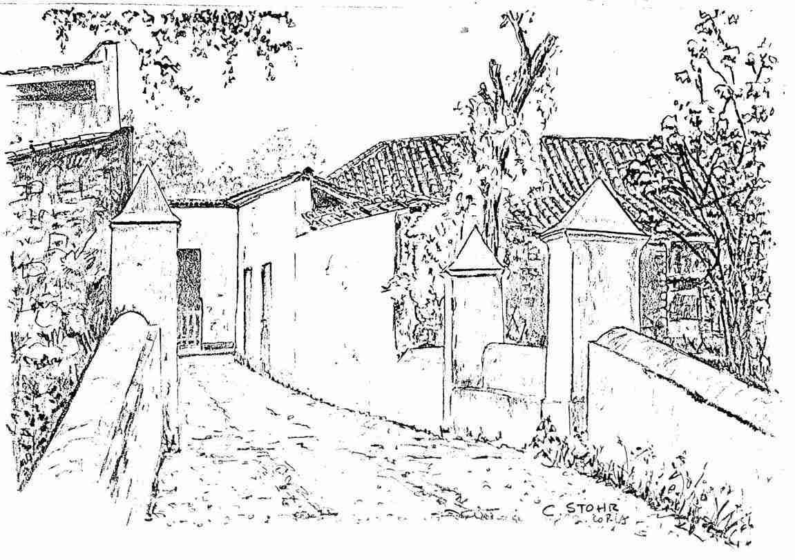 0046 - Puente colonial La Asuncion - 1957 - Fundación Cheguaco