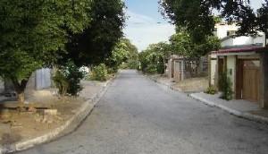 Calle El Paraíso o Calle del Medio. Sector Toporo