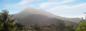 Los cerros de Las Ánimas y la Matica Redonda en el límite Este
