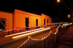 Nocturno en la Bajaíta de Carías - Tacarigua - Diciembre 2006 - Fotografía del Dr Antonio Rodríguez Malaver